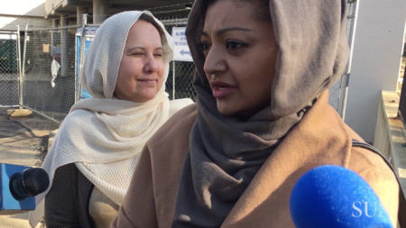 d46bfbeec3c Adnan Syed s family and friends react after Appeals court opening arguments