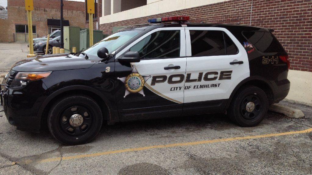 Elmhurst Police Blotter Hand Gun Police Badge Taken In Theft Of