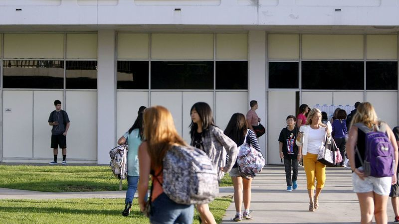 18-year-old La Cañada High student was arrested