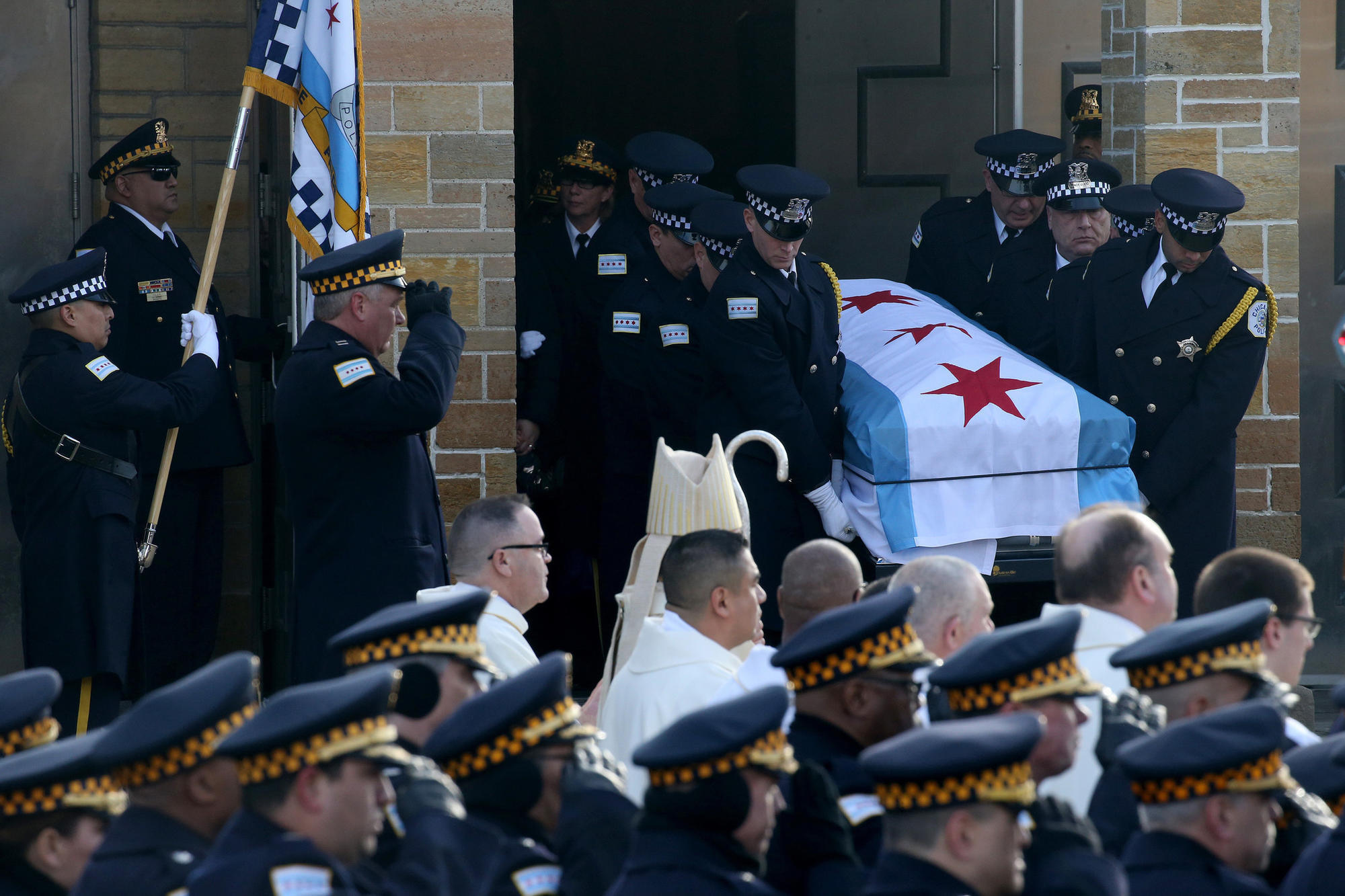 Chicago Police Officer Commits Suicide on New Year's Day
