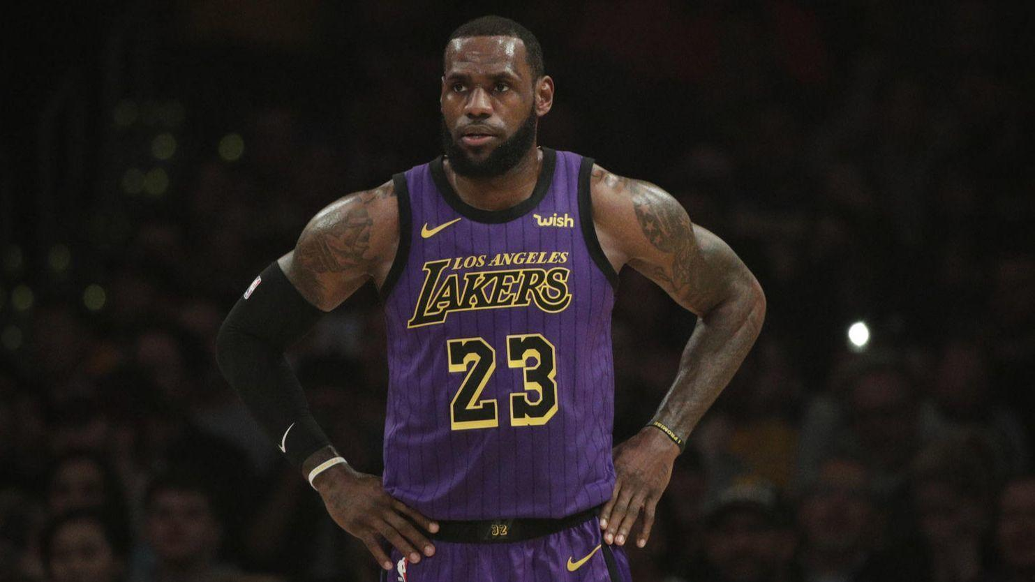 f6d13749de95 LeBron James calls NFL owners  old white men  with  slave mentality  toward  players