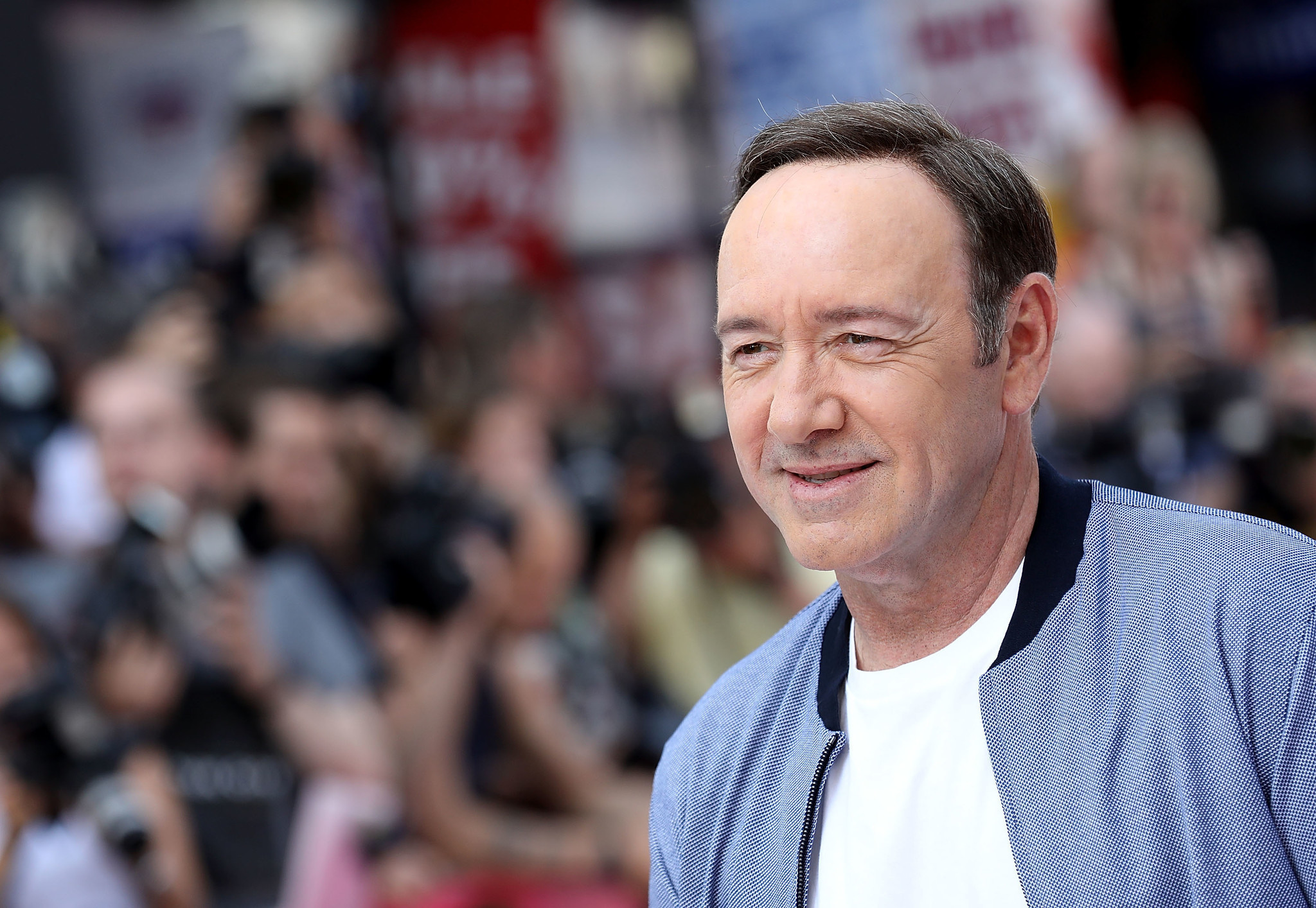 Kevin Spacey charged with sexually assaulting 18-year-old