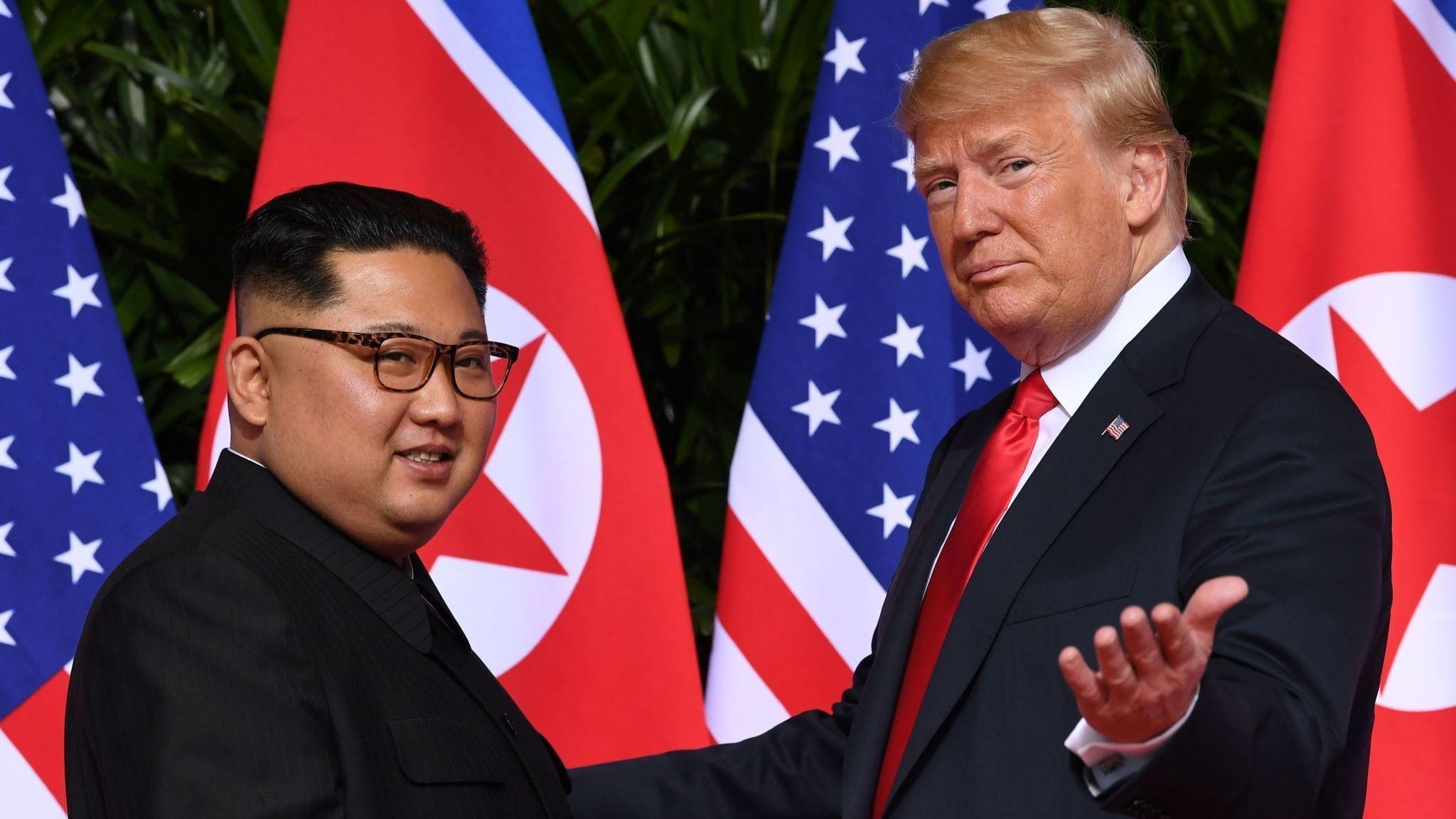 FILES-US-NKOREA-TRUMP-KIM