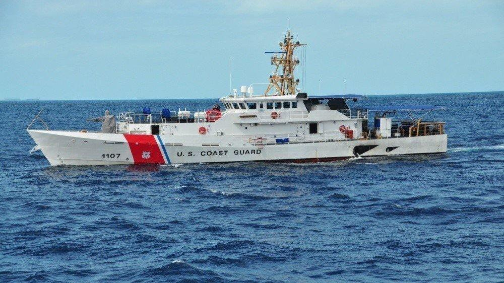coast guard suspends search for missing cruise ship crew member