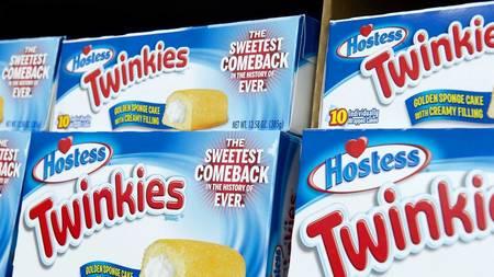 Twinkie delight