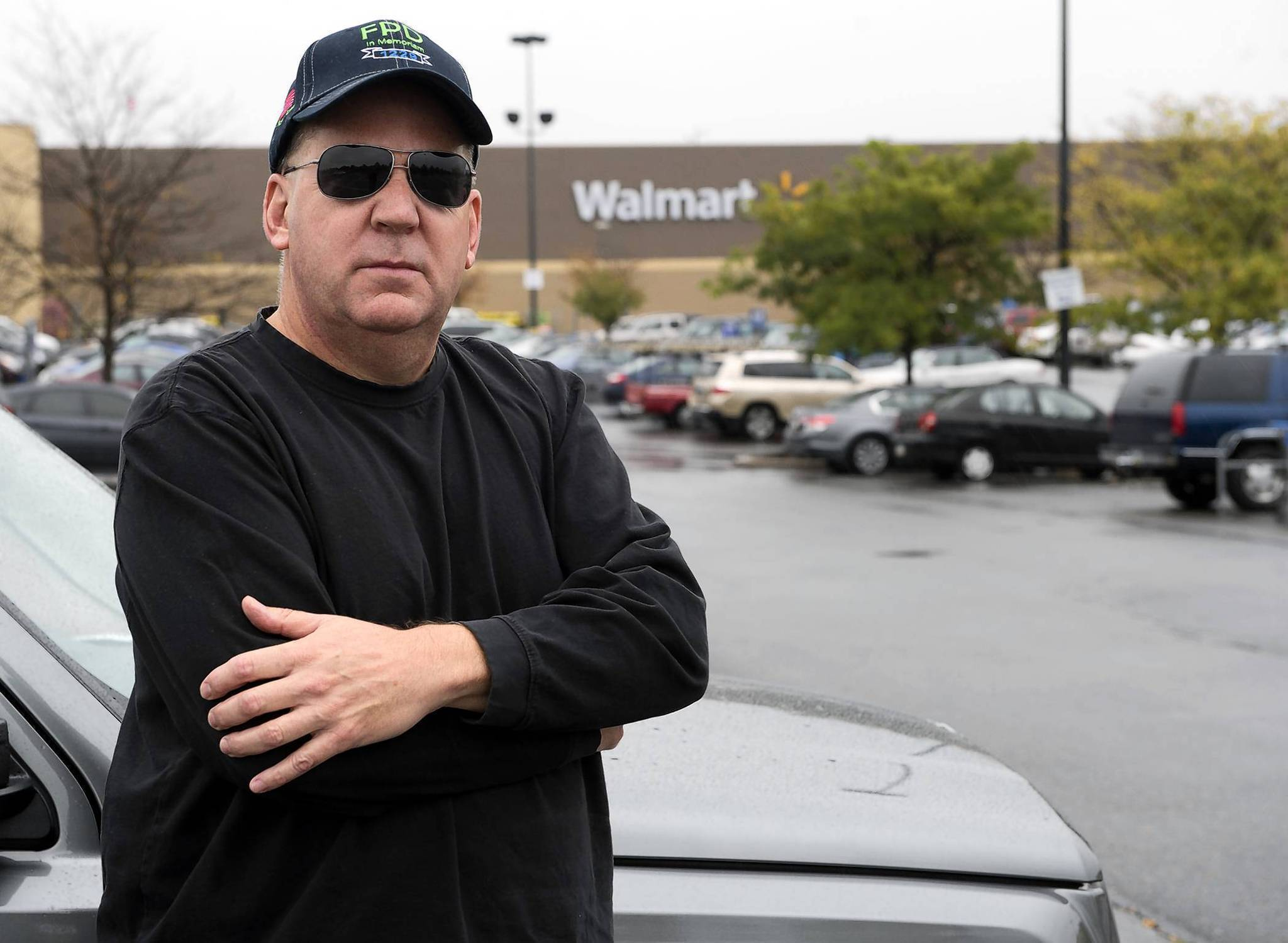 Walmart's tough stance on shoplifters taxes local police