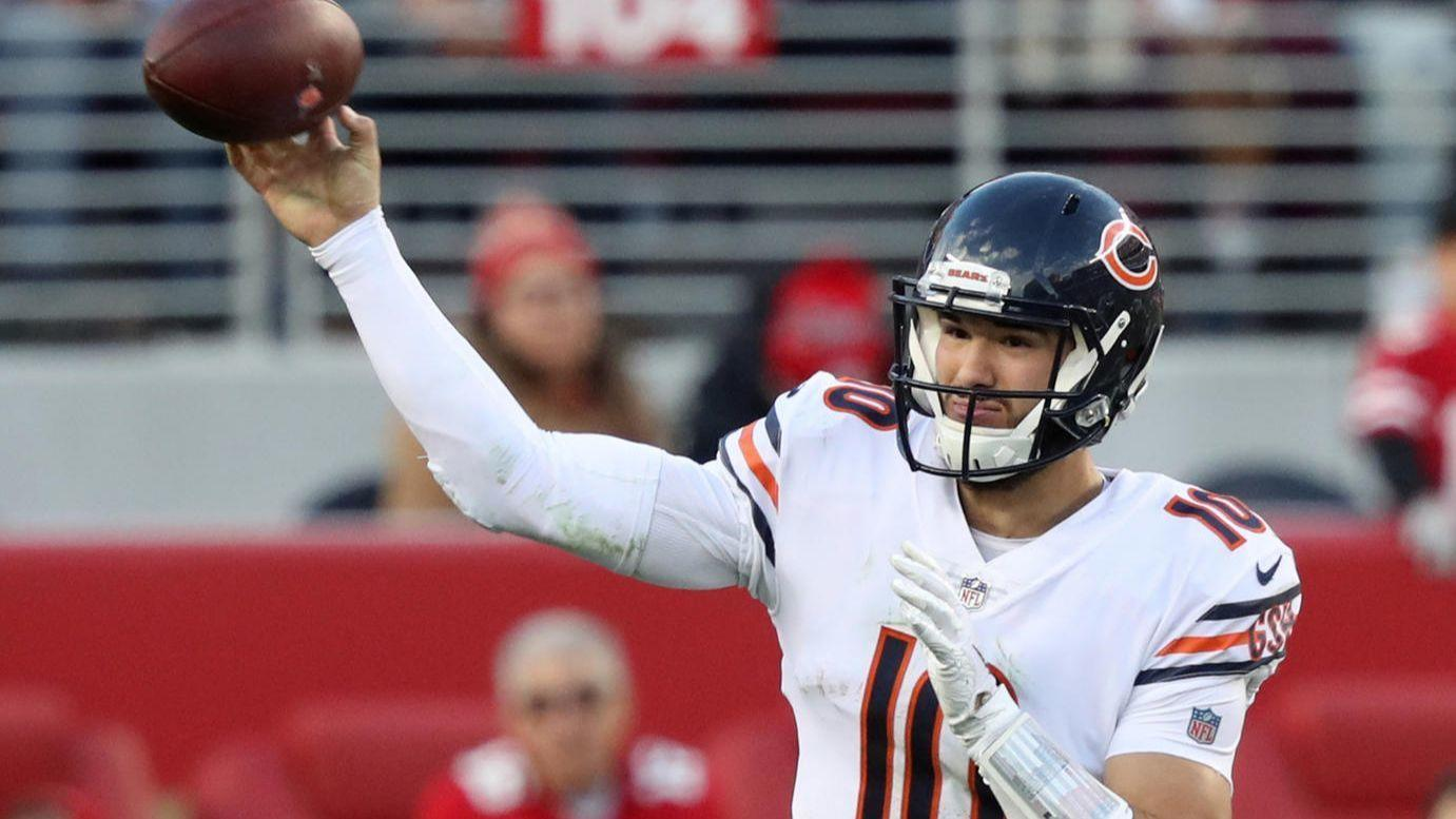 ce2f5fbcbb2 Bears Q A  Which potential wild-card opponent would be most dangerous  Does  a lack of 1st-round picks in 2019 and 2020 hurt  Mitch Trubisky s 2018 stats