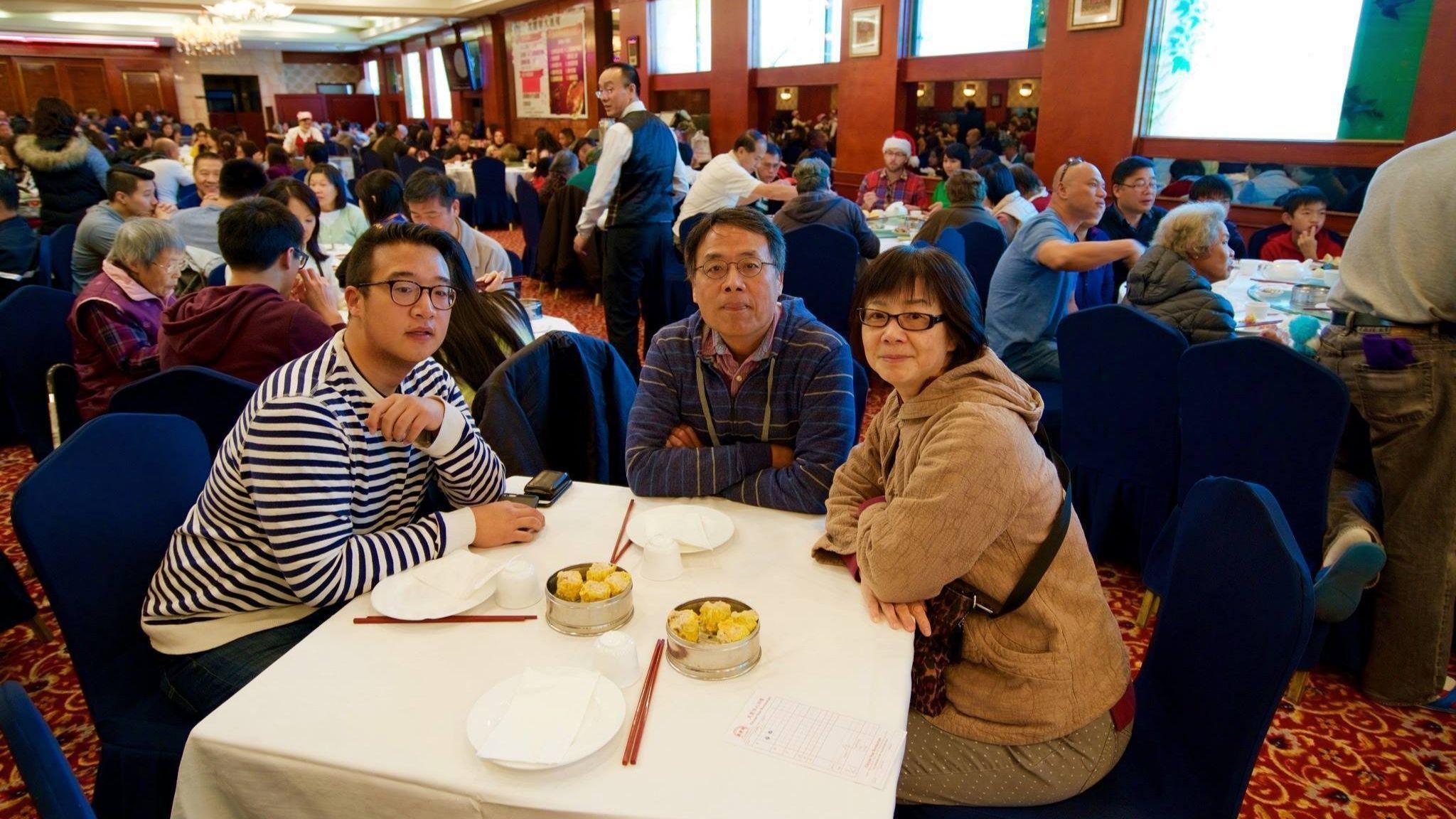 Shyong family
