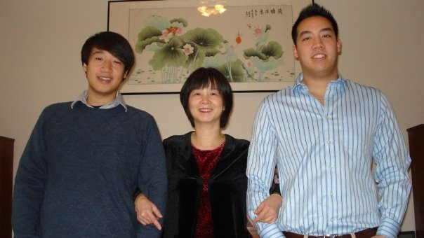 Shyong family photo