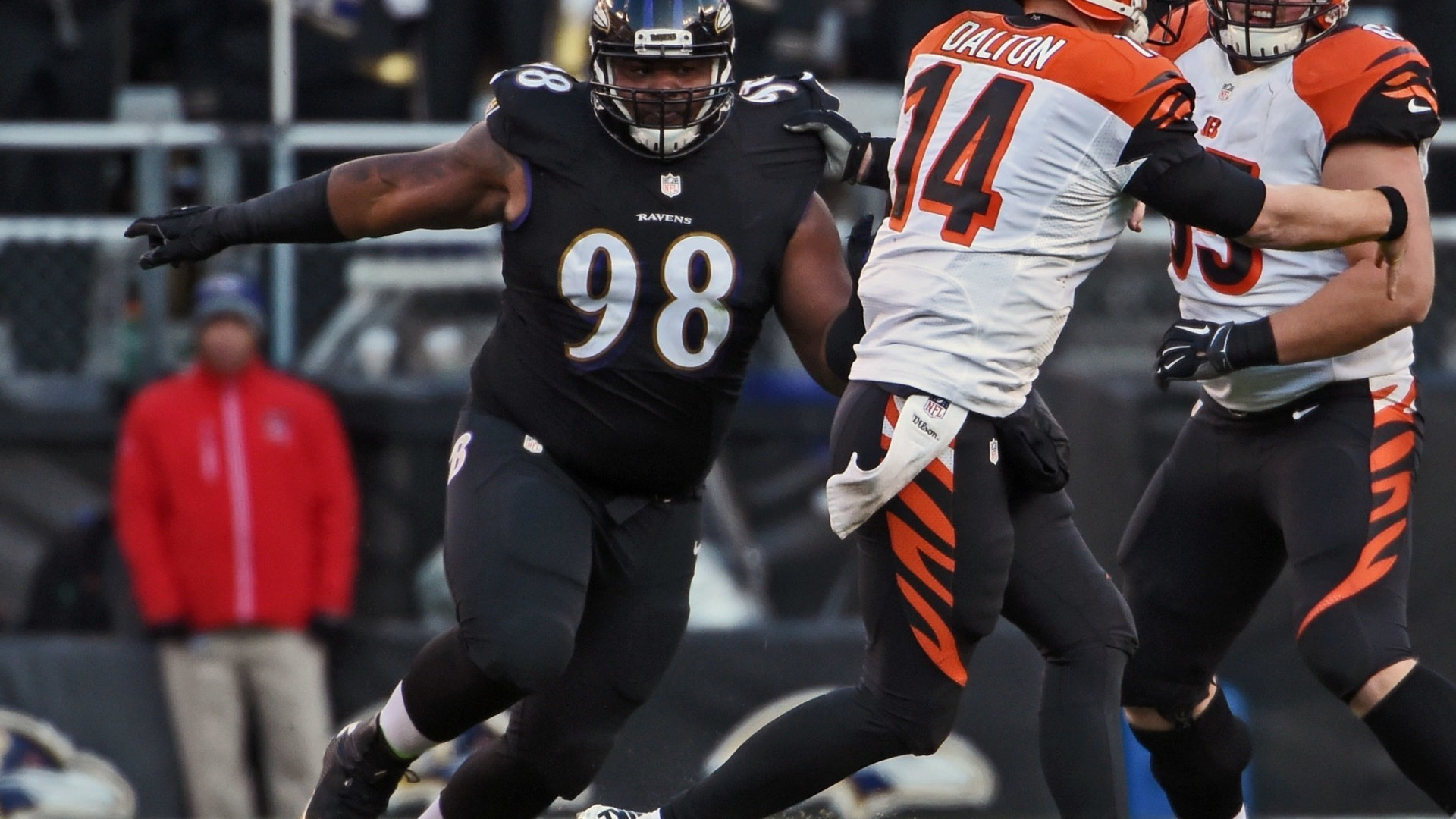 check out a0795 bf403 Why is Brandon Williams valued over Rick Wagner? - Baltimore Sun