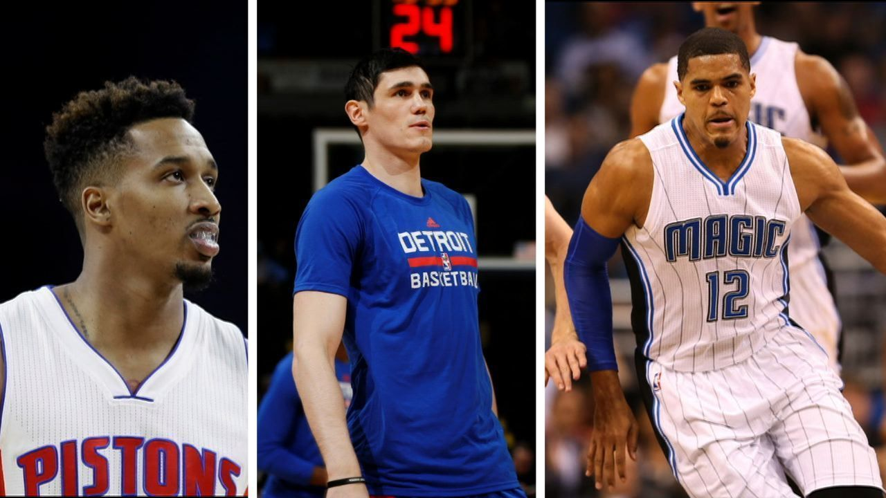 Tobias Harris traded to Pistons for Ersan Ilyasova, Brandon ...