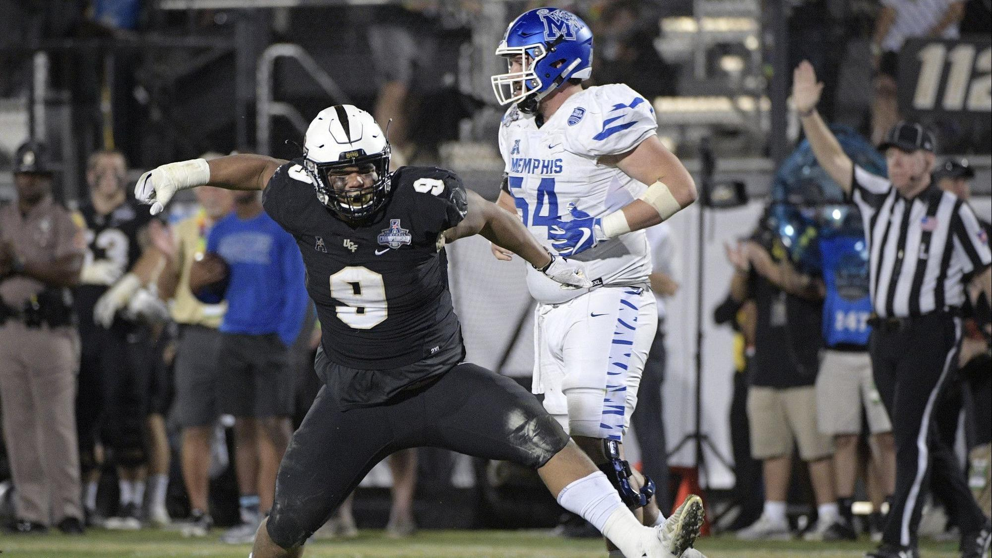 Image result for trysten hill ucf