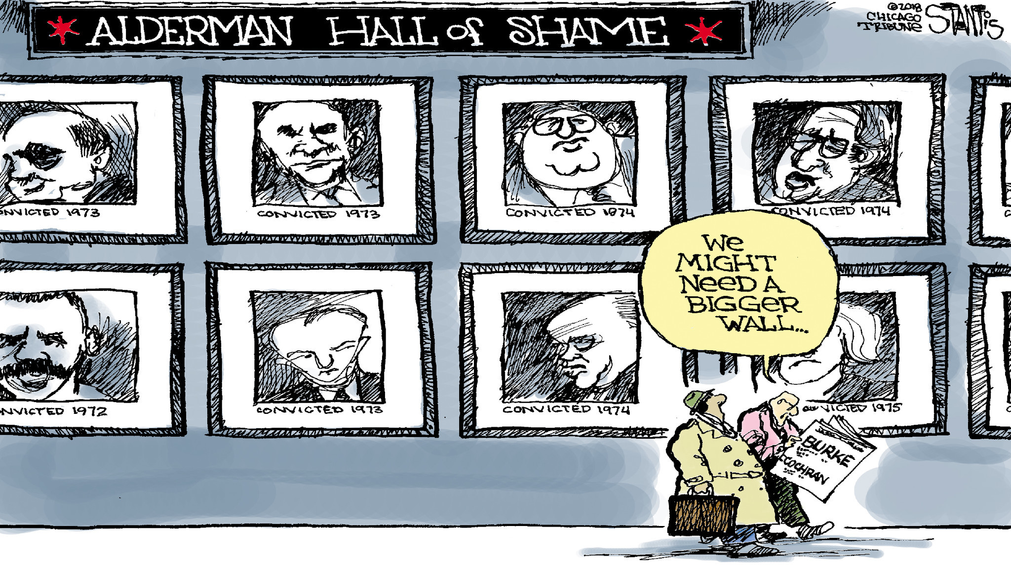 Hall Of Shame >> Will Powerful Chicago City Alderman Ed Burke Be Added To The Council