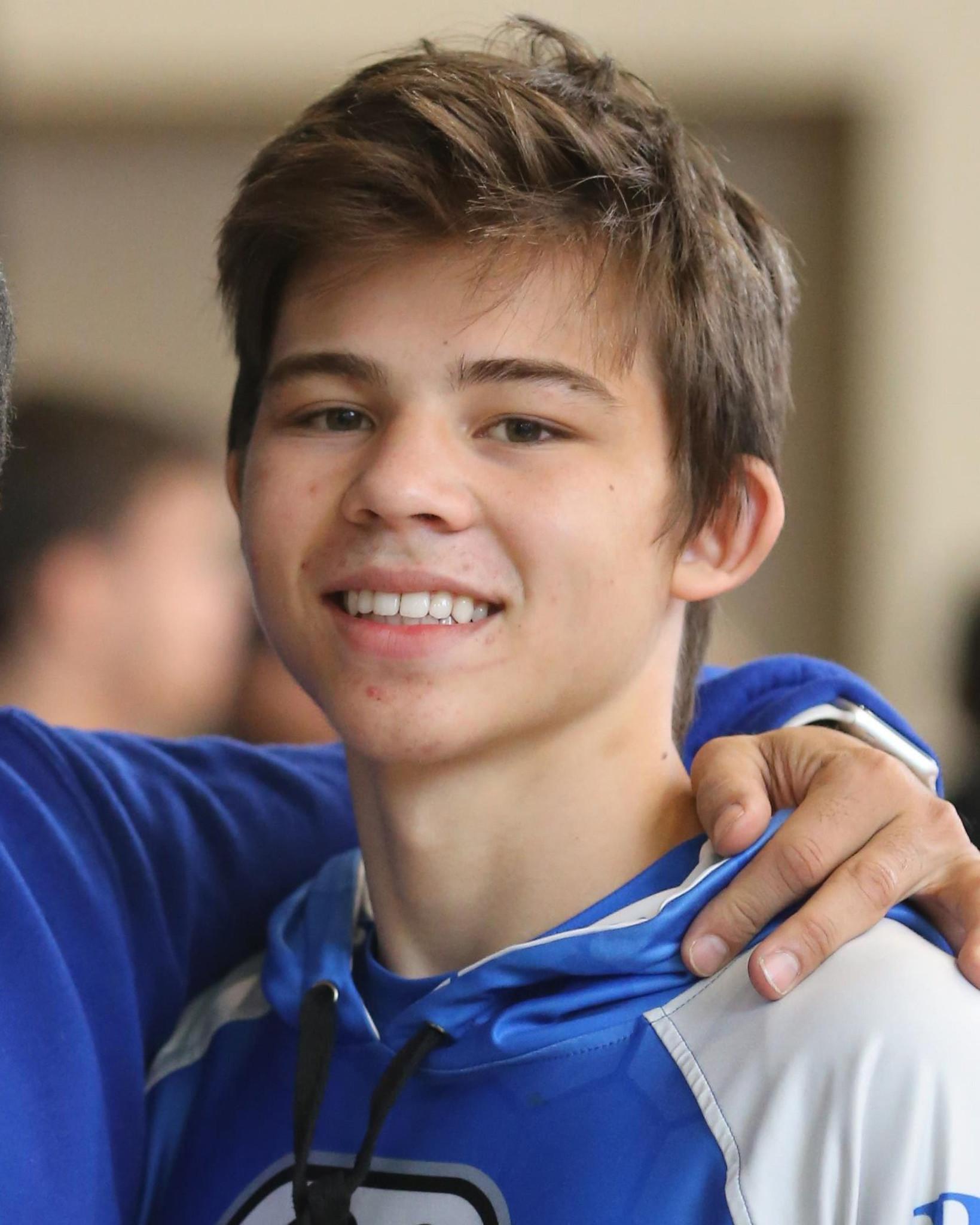 Jaden Abas, Rancho Bernardo high school boys wrestling
