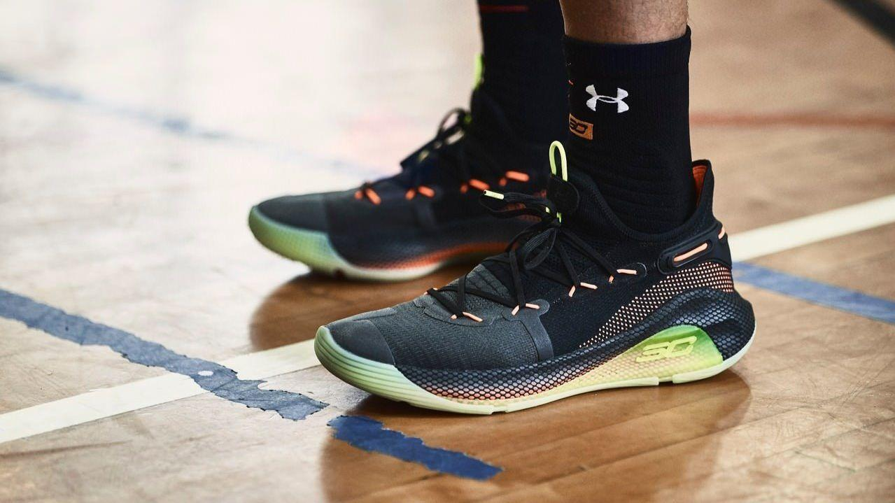 9dcd1b8b4aa Under Armour s Curry 6 sneaker is officially here. Take a look. - Baltimore  Sun