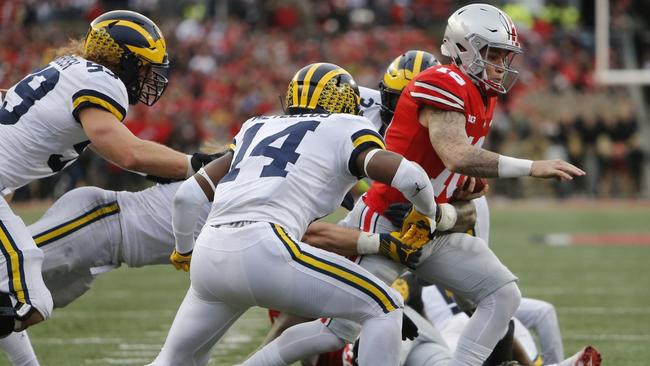 10 Big Ten football storylines to get you ready for 2019 - Chicago ... fbd009cbe