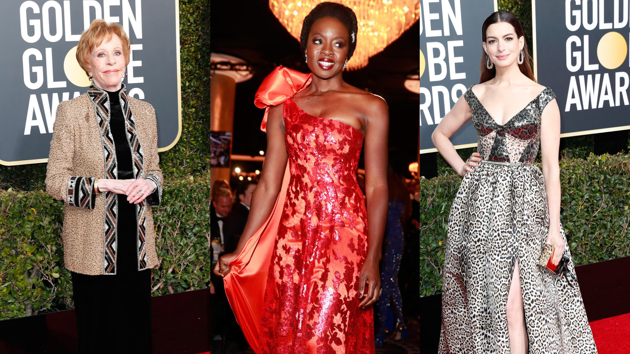 Best And Worst Dressed Golden Globes 2019 Best and worst looks from the Golden Globes   Capital Gazette