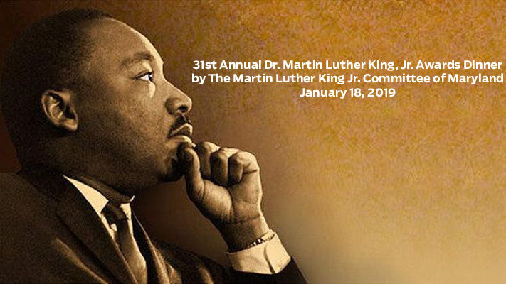 2019 Dr Martin Luther King Jr Awards Honorees Capital Gazette