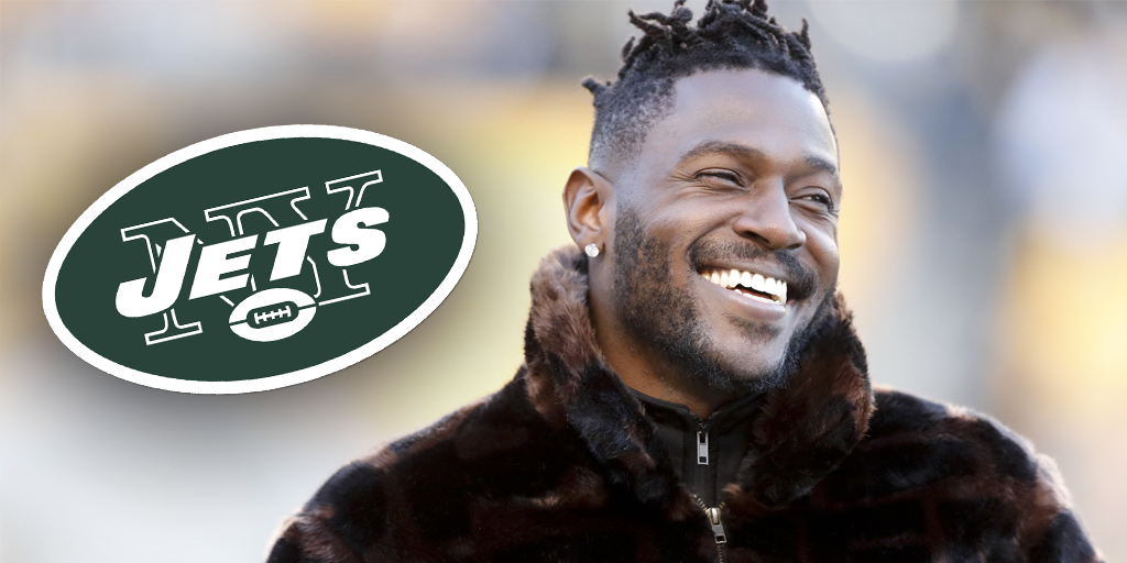 d8d206af17f ... 2019 Antonio Brown to Jets a solid bet per these Vegas odds. NY Daily  News - 11:30 AM ET January 08, ...
