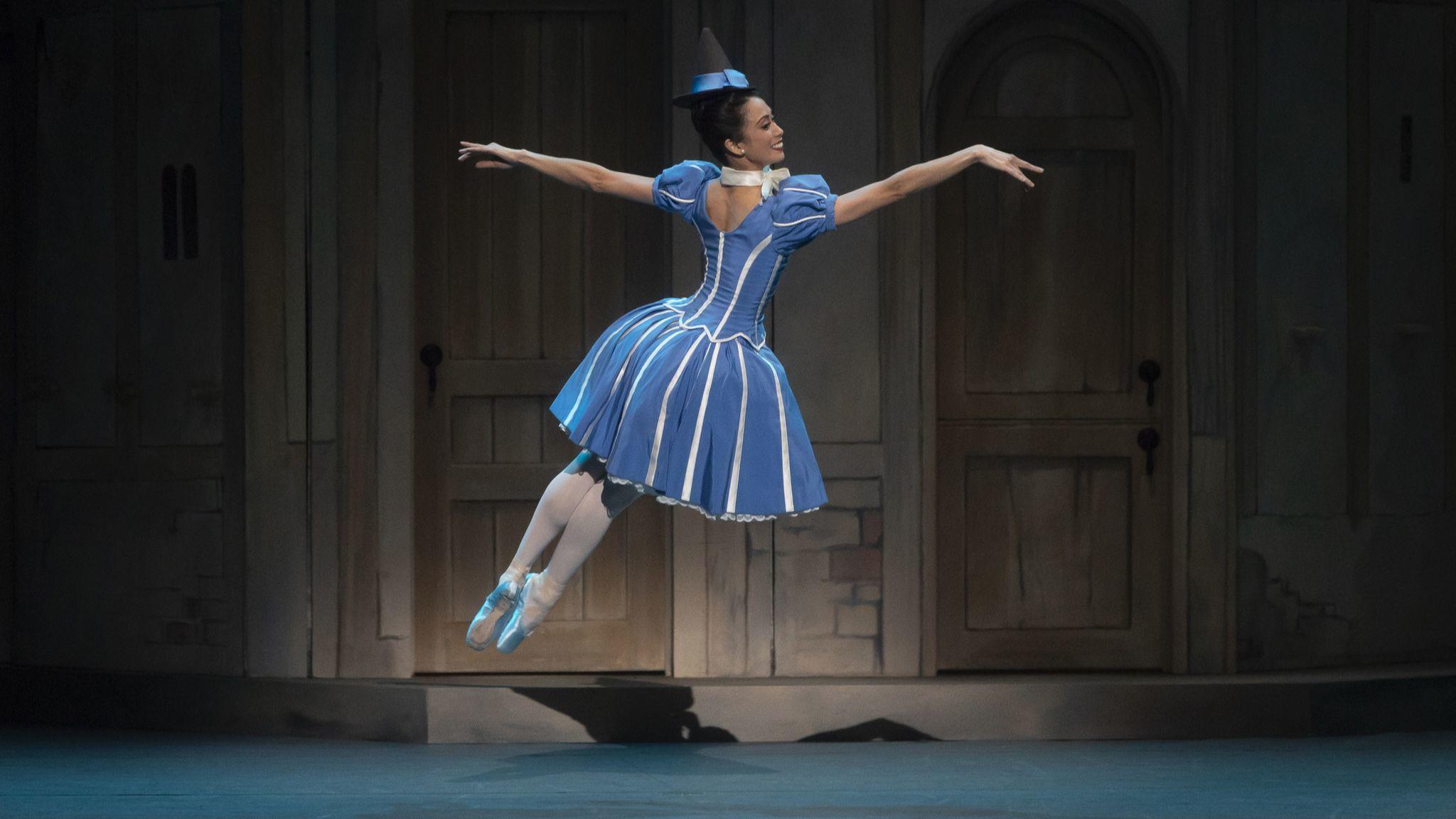 "American Ballet Theatre's ""Harlequinade"""