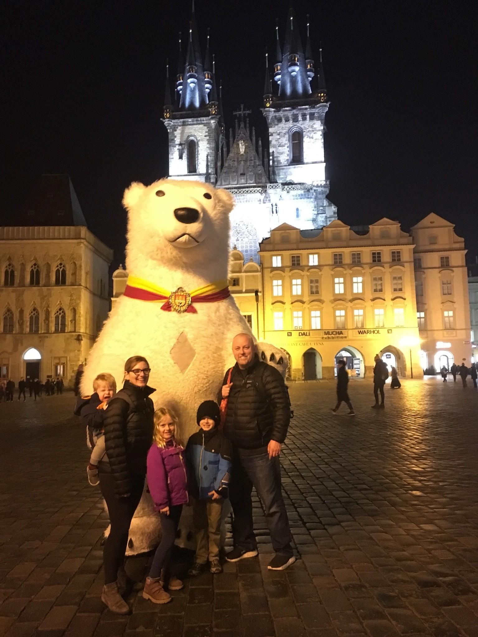 Milligan Prague