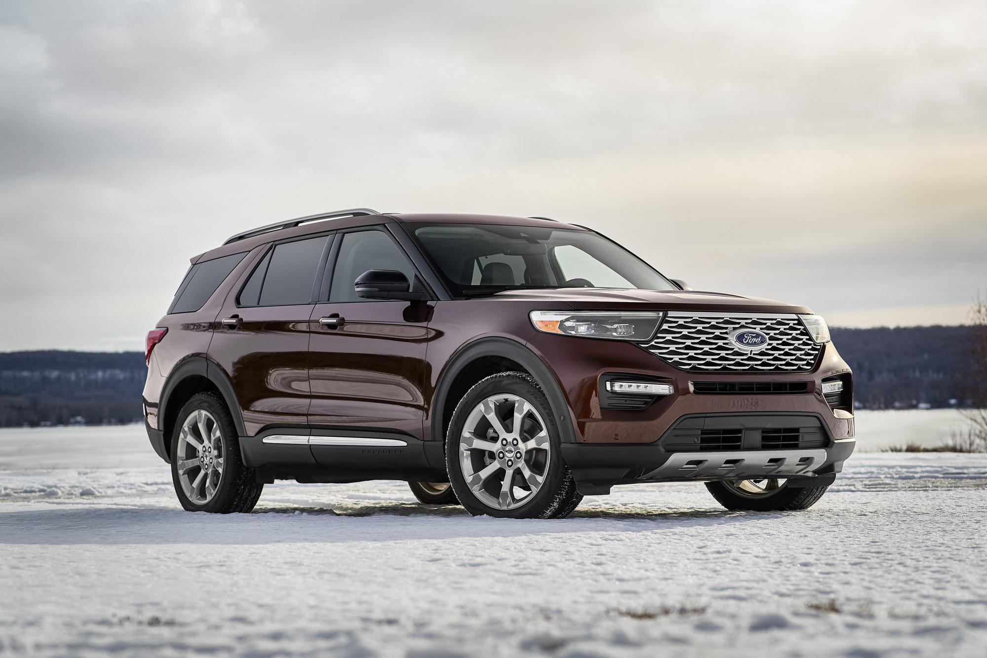 Ford Launches Rear Wheel Drive 2020 Explorer With Hybrid And St Sport Editions