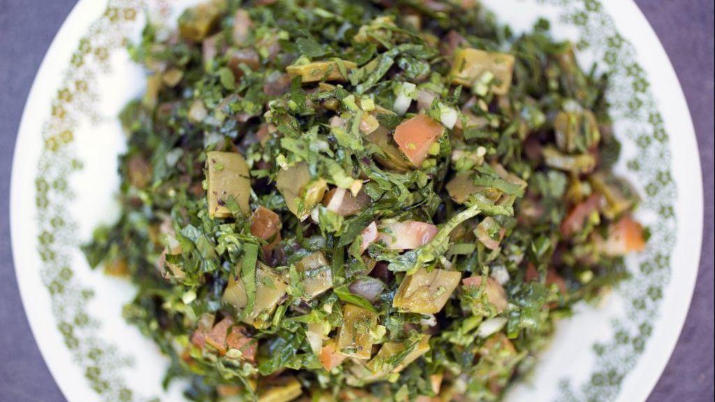 Tabouleh Oaxaca salad