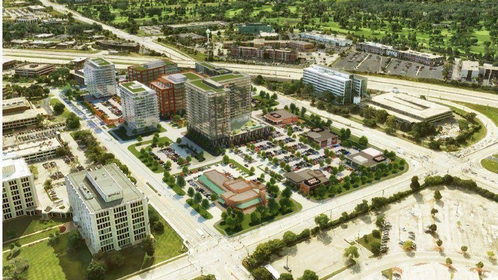 Mcdonald S Plaza Proposal Includes Retail Restaurants