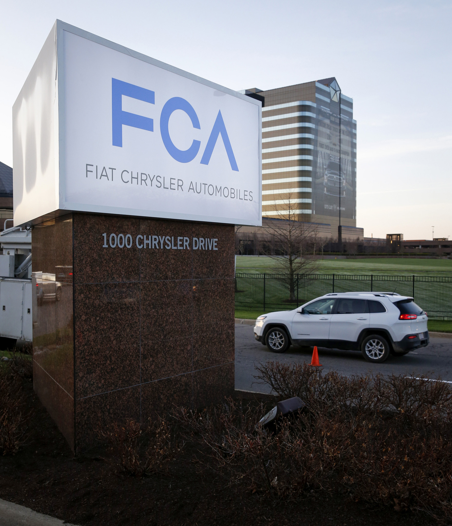 Fiat Chrysler Recalls 1.4 Million Vehicles In US With