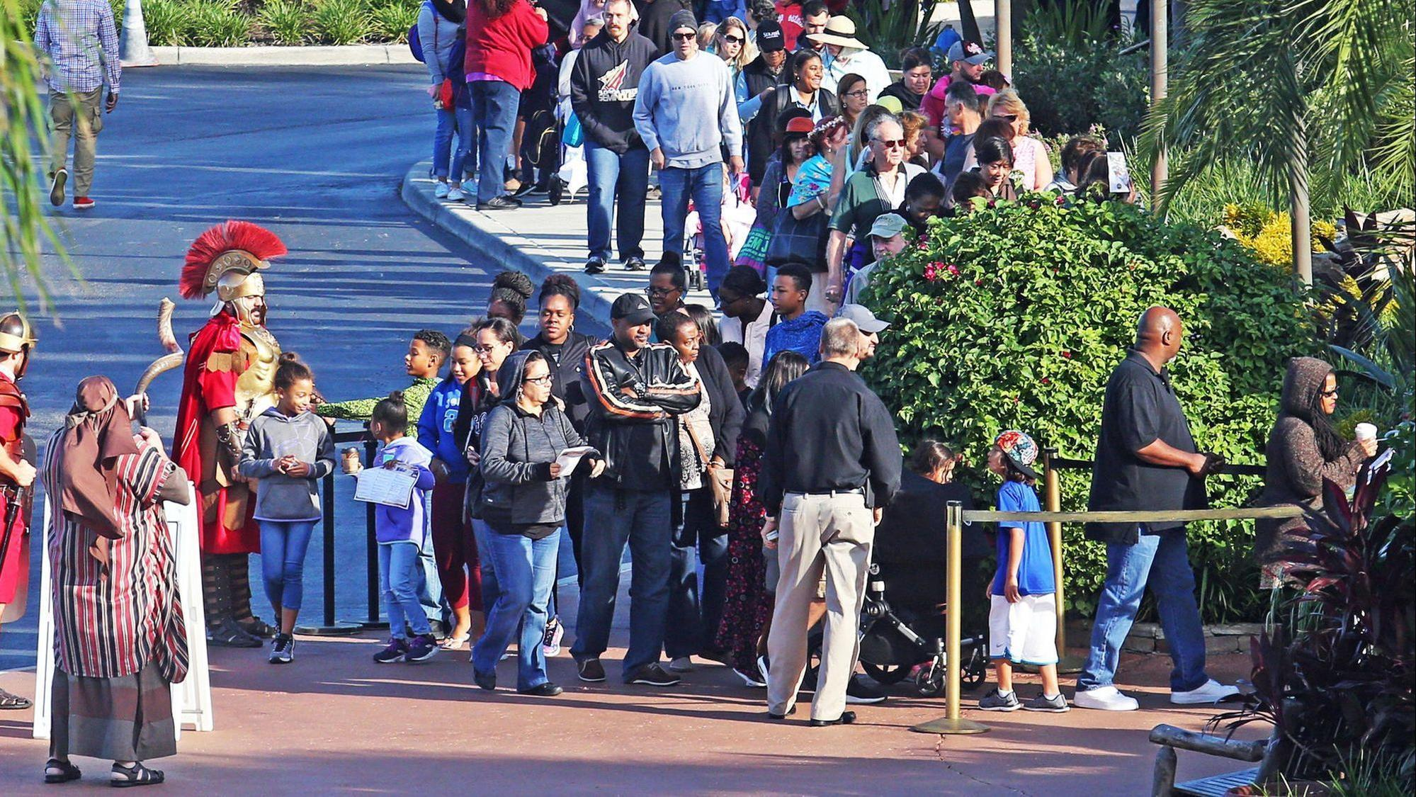 Holy Land Experience's free-admission day scheduled - Chicago Tribune