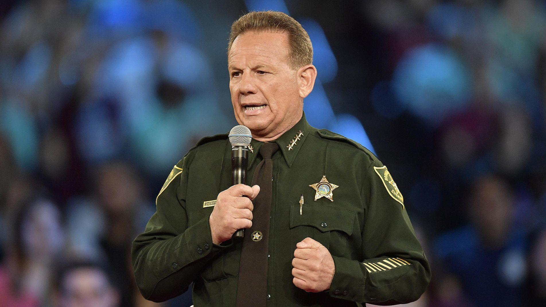 Sheriff Scott Israel removed over failures during Parkland shooting, replaced by Gregory Tony