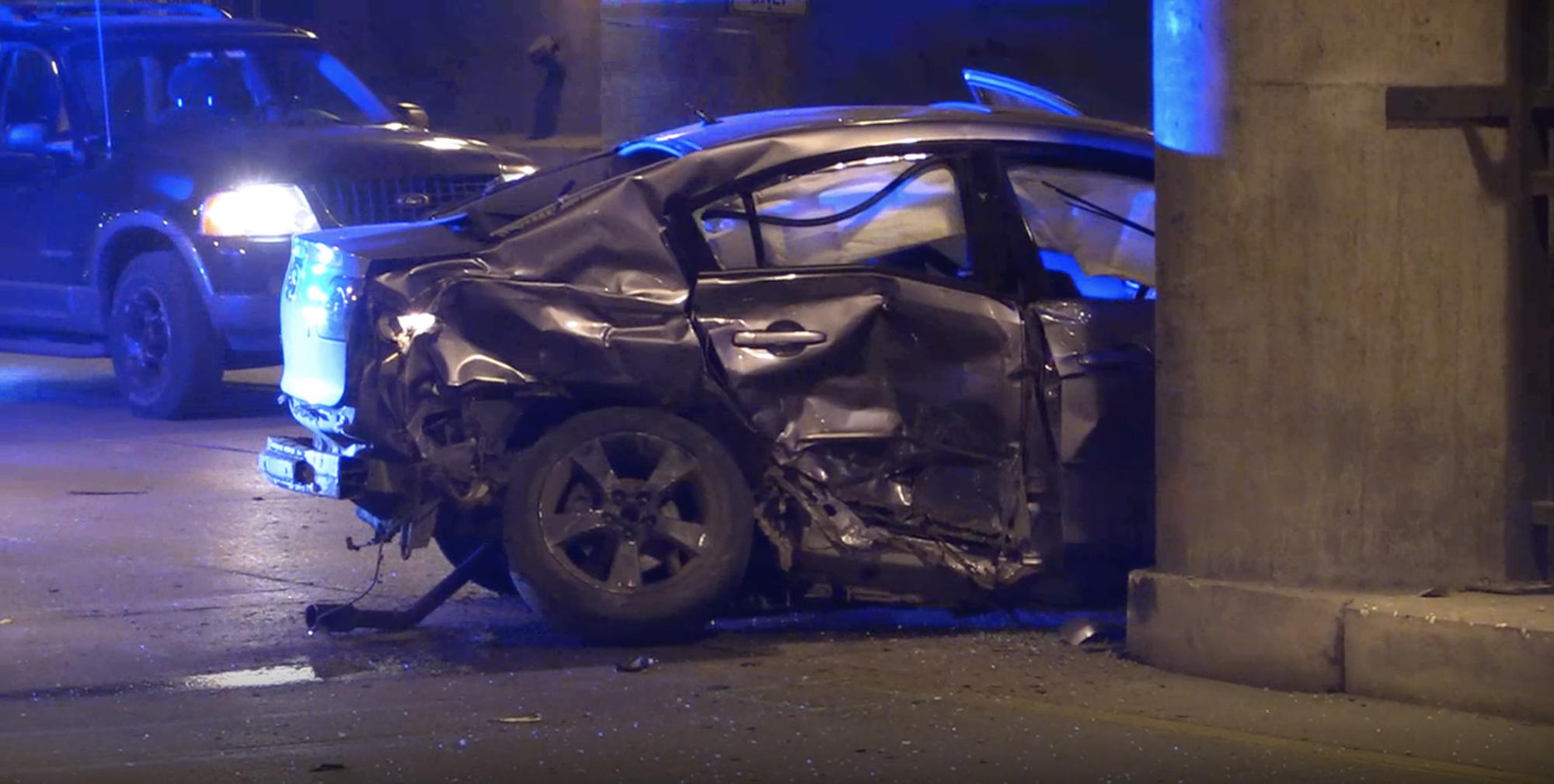 Woman Charged With Aggravated DUI In Lower Wacker Crash