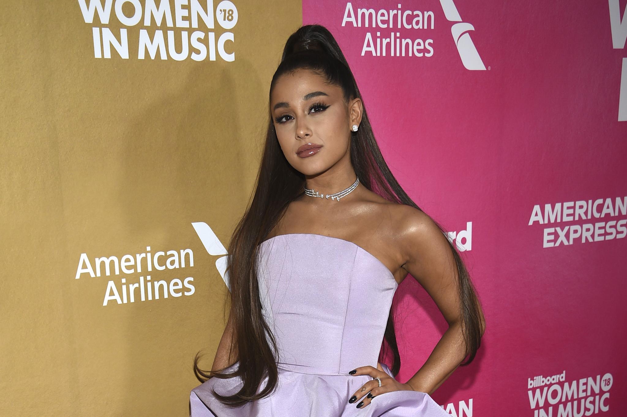 2019 Ariana Grande nude (17 foto and video), Ass, Hot, Selfie, legs 2020