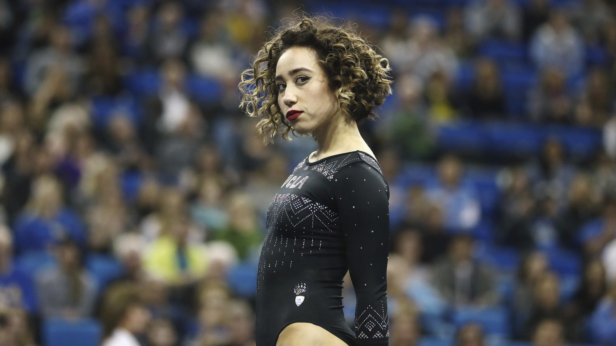 The Ucla Gymnast S Moves Are Killer So Please Stop