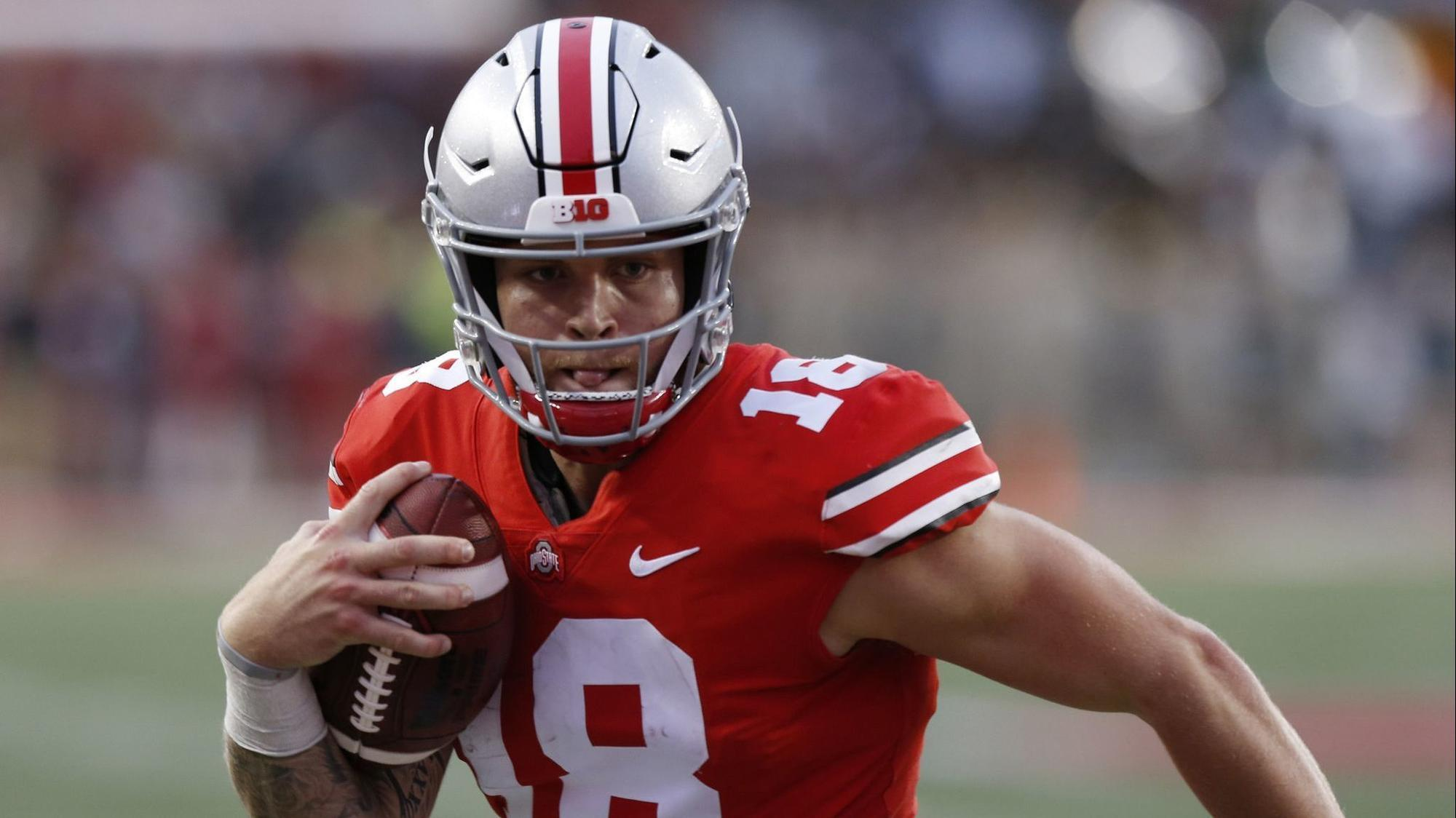 910b6d476 Former Ohio State quarterback Tate Martell announces he is transferring to  Miami - Sun Sentinel