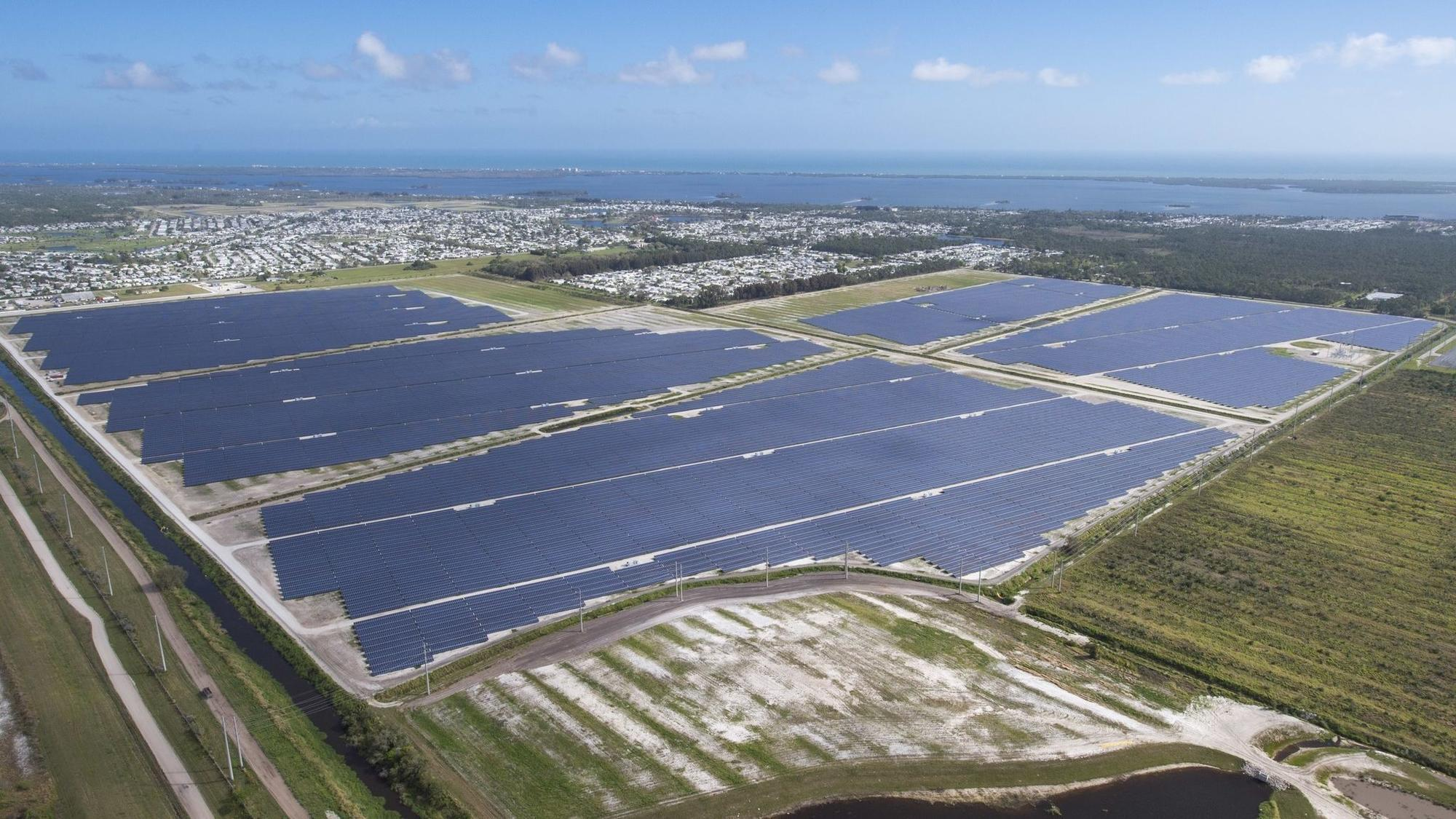 Fpl Plans To Add 30 Million Solar Panels In Florida By