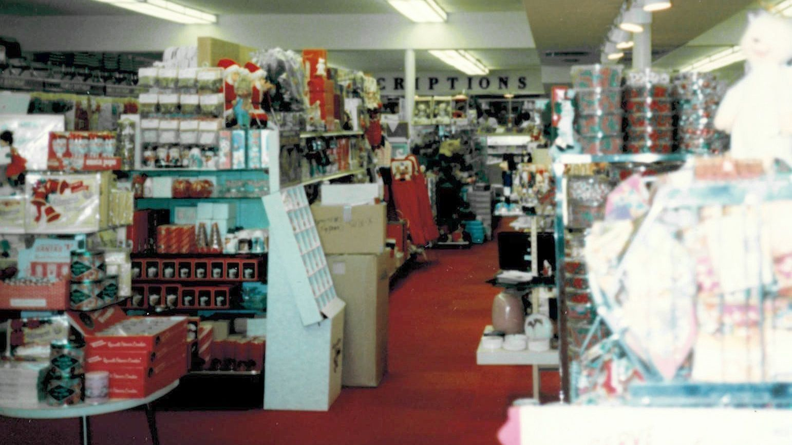 Burns Drugs, shown in the late '80s, was more than a retail store to La Jollans.