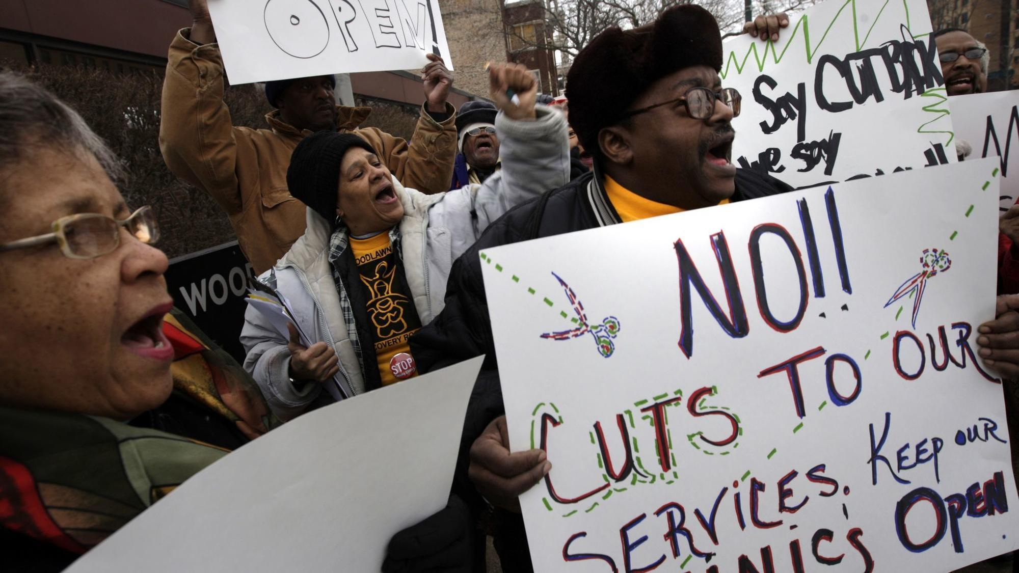 Chicago has a mental health crisis. Reopening 6 clinics ...