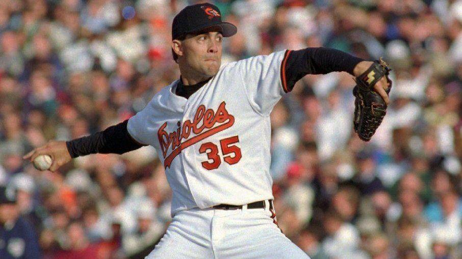 482e03c27 Former Orioles pitcher Mike Mussina elected to Baseball Hall of Fame ...