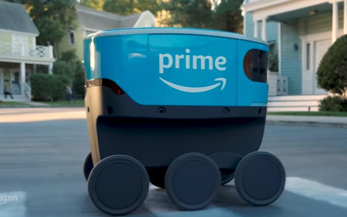 Amazon tests delivery by self-driving robots in Seattle suburbs - Chicago  Tribune b5f9d767f