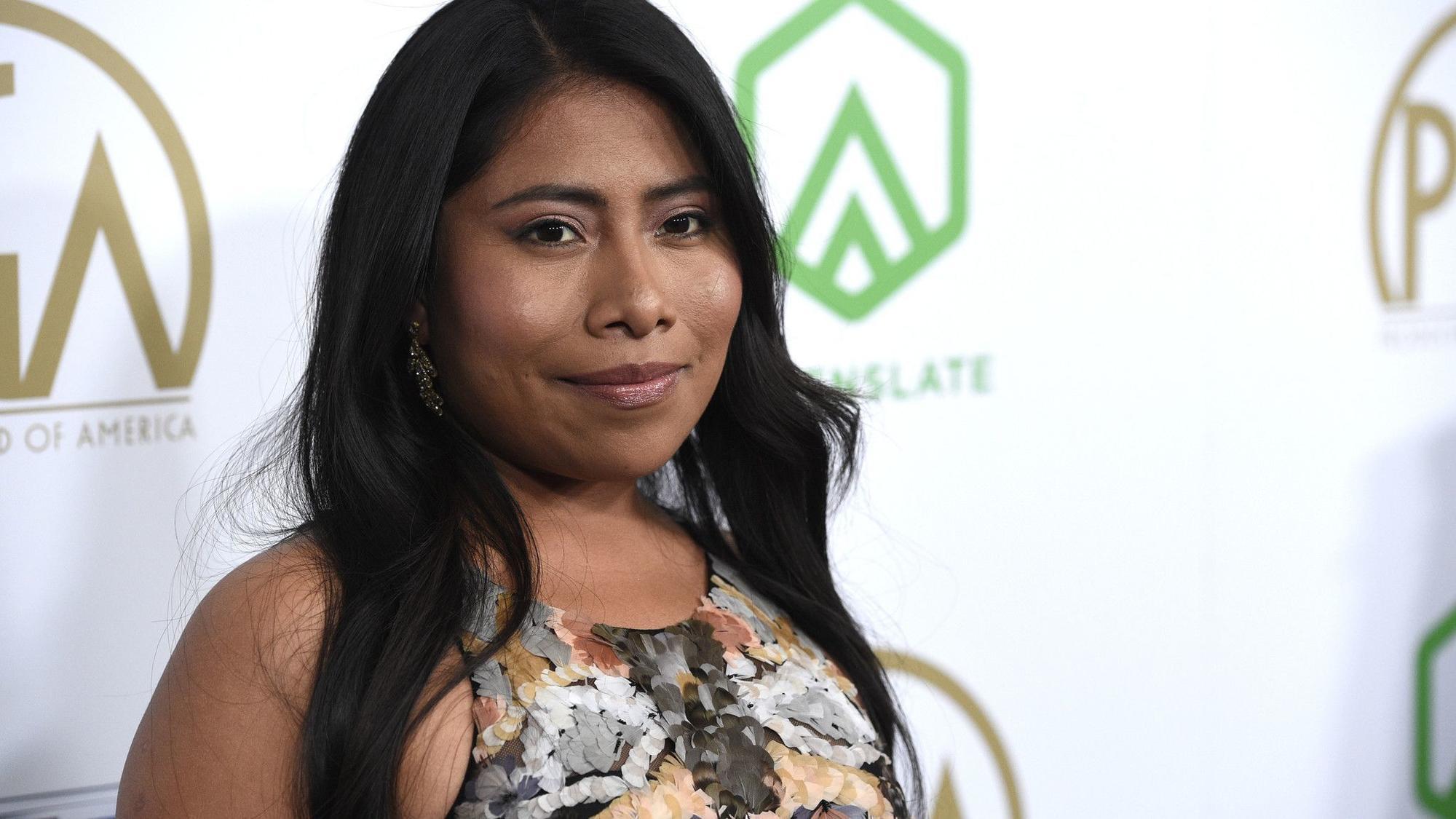 Yalitza Aparicio becomes first indigenous best actress Oscar nominee