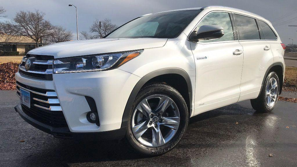 2019 Toyota Highlander Hybrid Review Is The Worth Extra Money