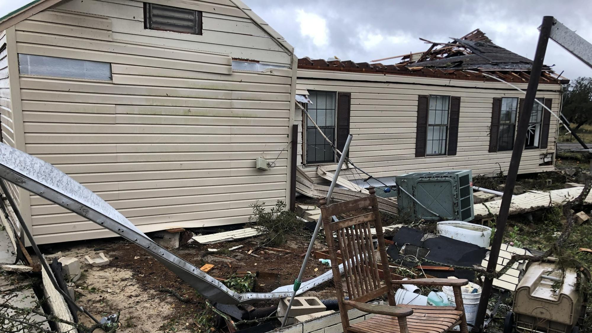 Possible Tornadoes Reported In Lake County Sanford