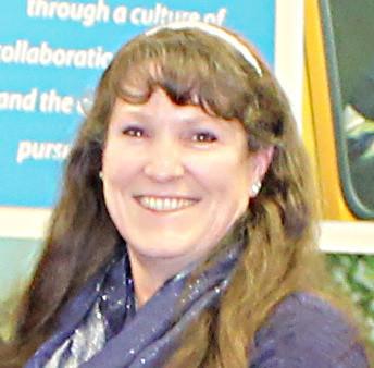 Ramona Unified School Board President Dawn Perfect.