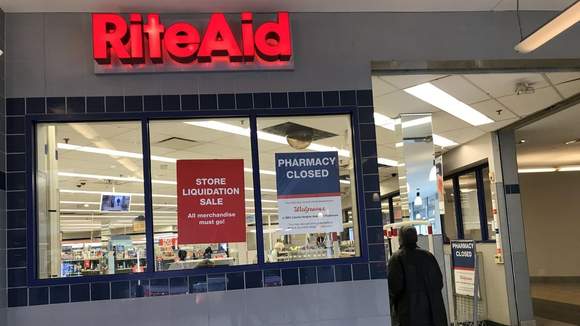 b381e4e696 Rite Aid at Mondawmin Mall is closing - Baltimore Sun
