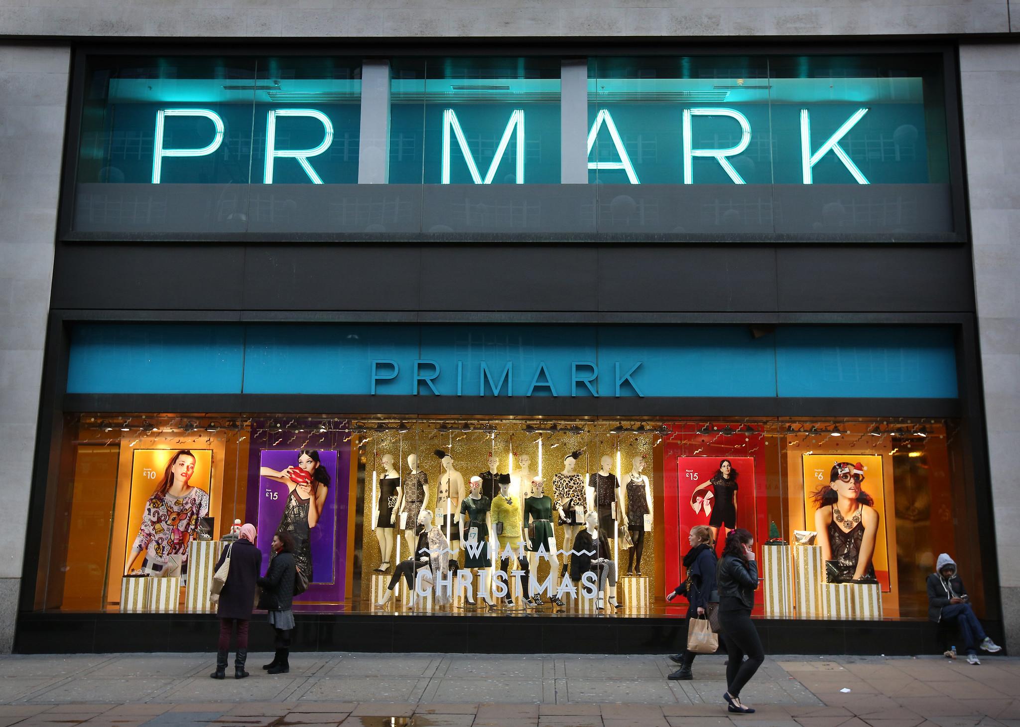 Customer finds human bone in Primark sock