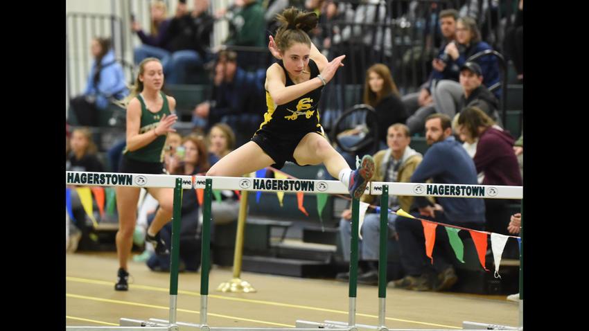 Carroll County Indoor Track