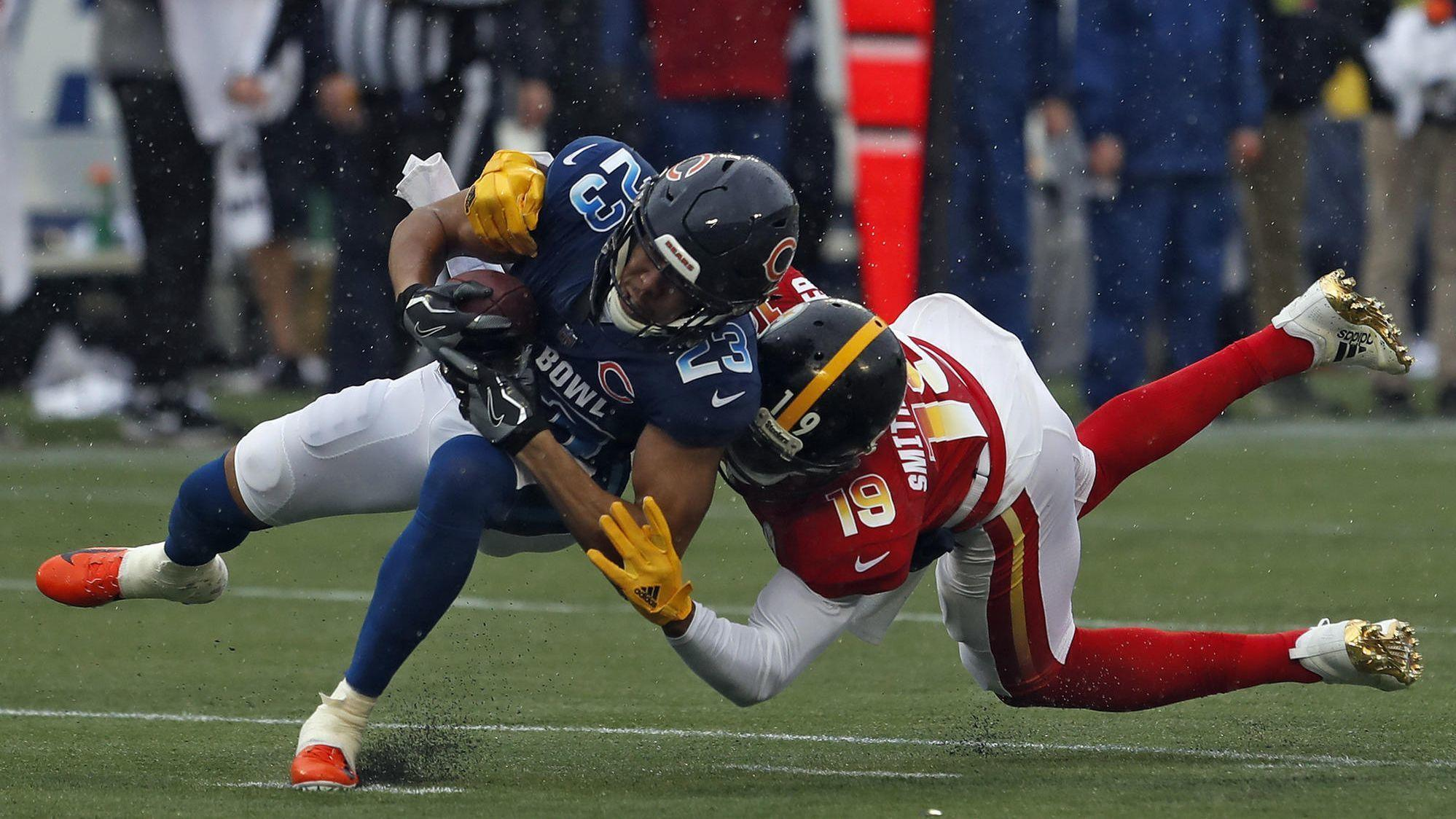 a9a9ad591 9 takeaways from the Bears in the Pro Bowl  Kyle Fuller s big play ...