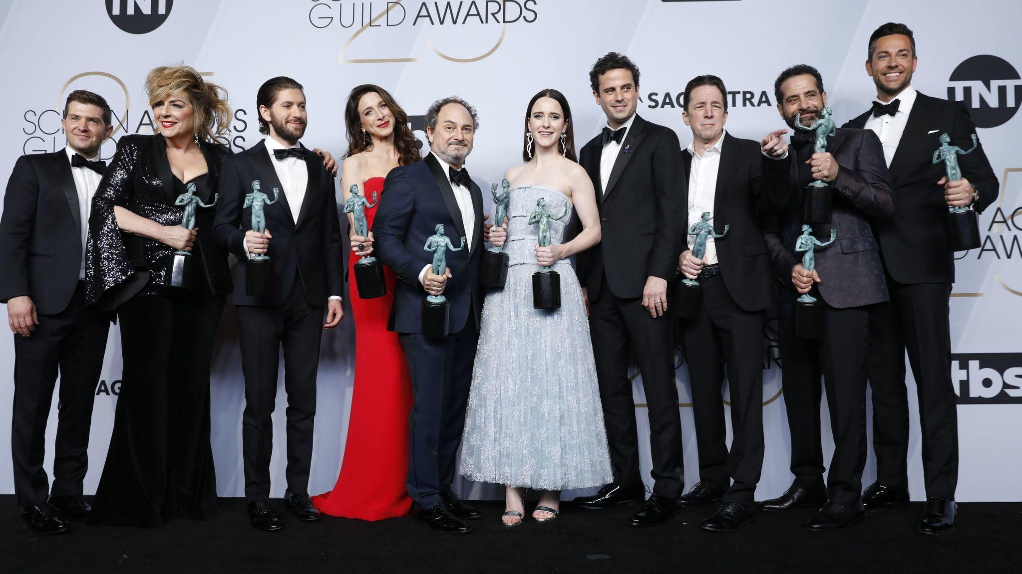 Screen Actors Guild slams film academy for Oscar tactics ... |Motion Actors Guild