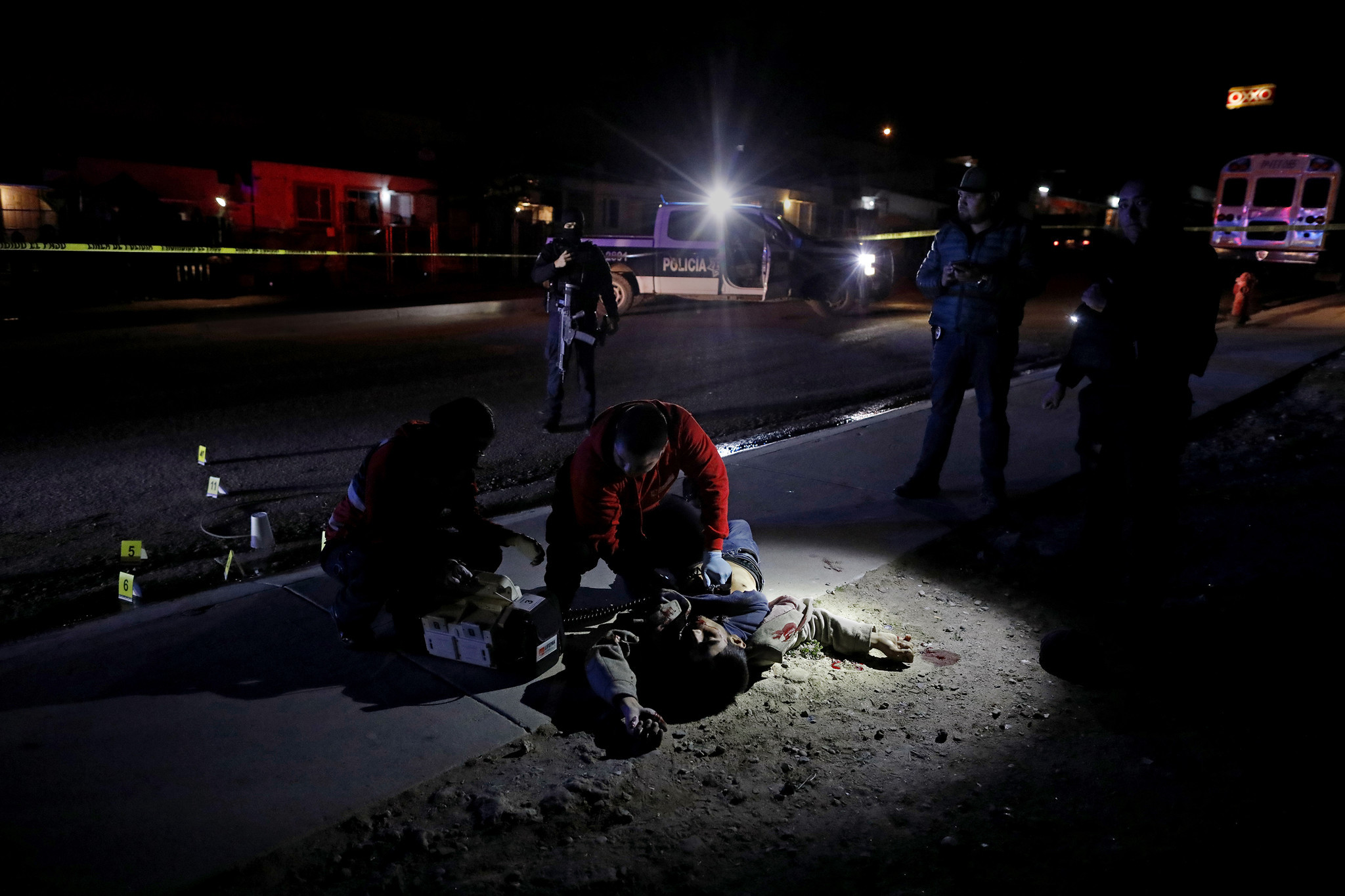 Tijuana shooting